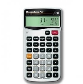 계산기 Calculated Industries 4020 Measure Master Pro Measurement Conversion Calculator