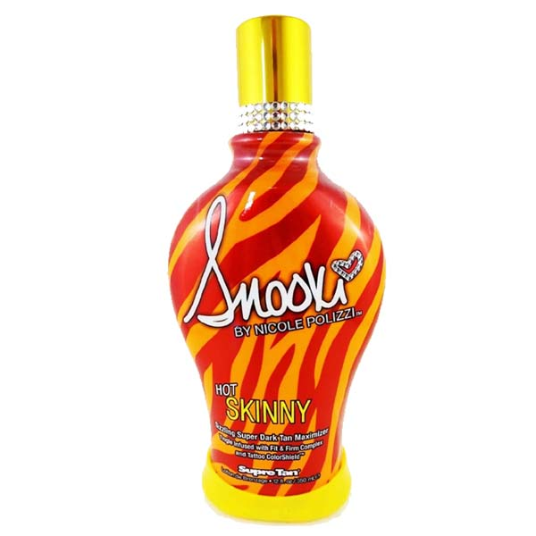 스누키 핫 스키니 태닝로션/ Supre Snooki Hot Skinny Sizzling Super Dark Maximizer, 350ml